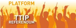 Logo Platform TTIP CETA Referendum