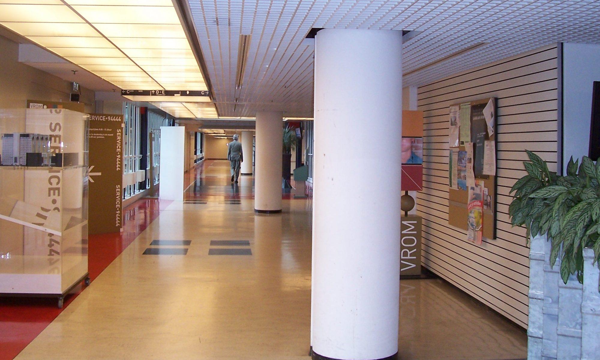Anjer hoorzitting ministerie van VROM interieur
