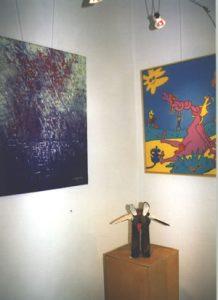Werk van Cornelis Monsma, Bert Steen, Ineke van Leeuwen