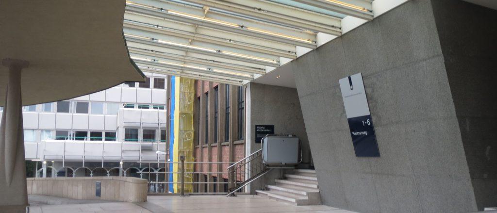 Ministerie van IenM, hoorzitting gentech veulens Plesmanweg 2014