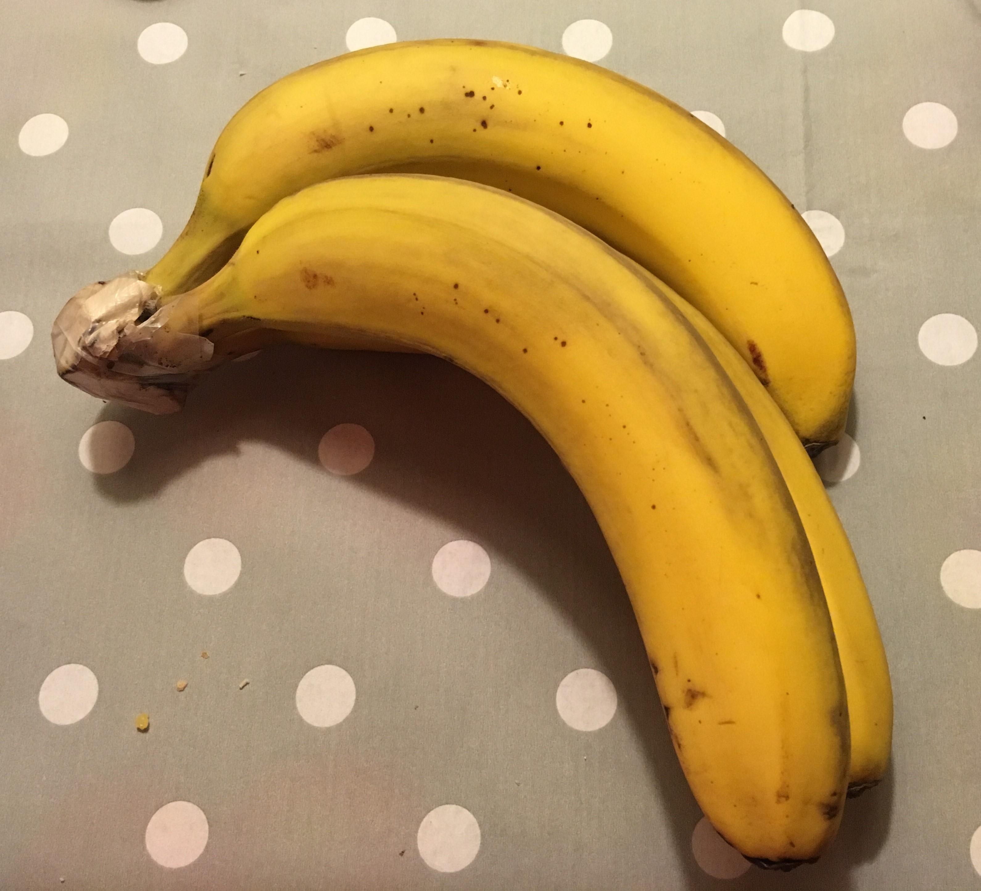 Bio bananen M. Bos