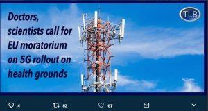 oproep 5G te vermijden