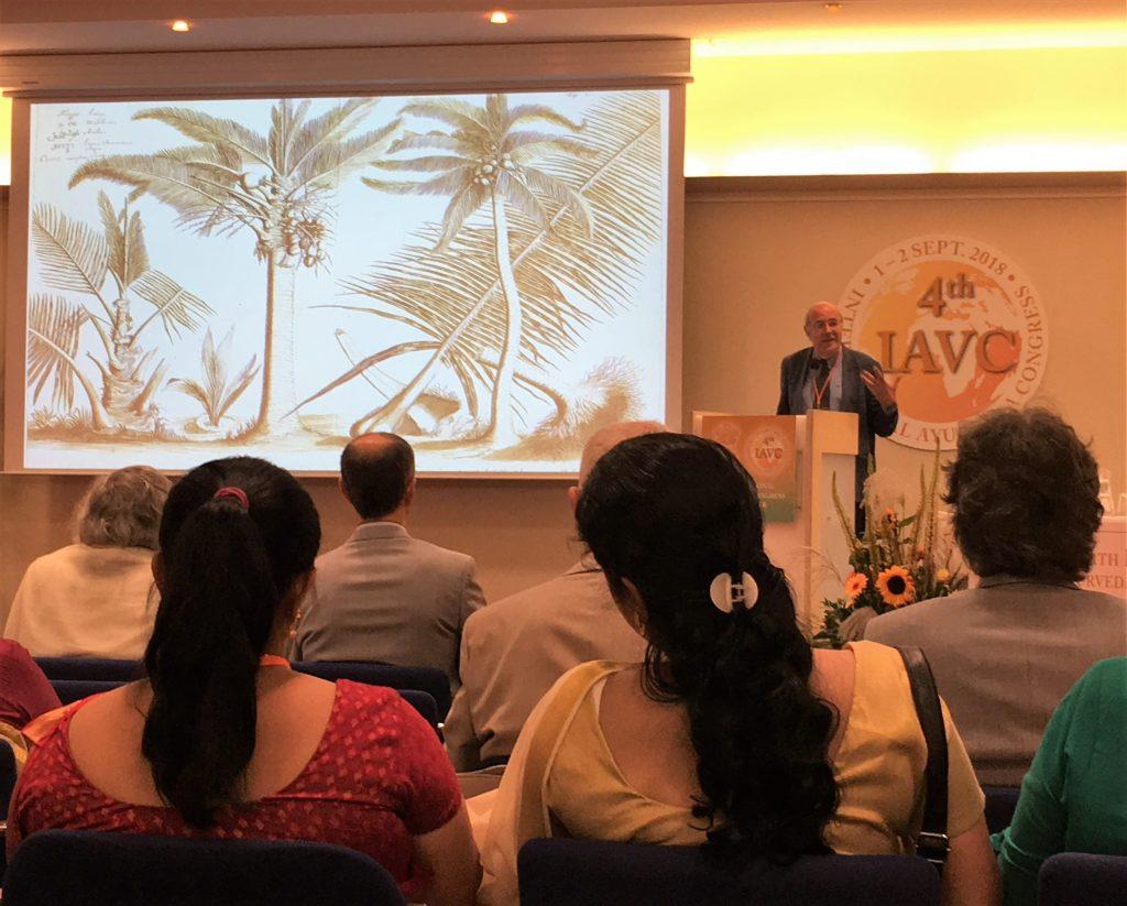 Ayurveda Congres toespraak prof. Baas