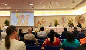 Ayur-Veda-Congres Leiden 2018 openingsspeech Nader Raam