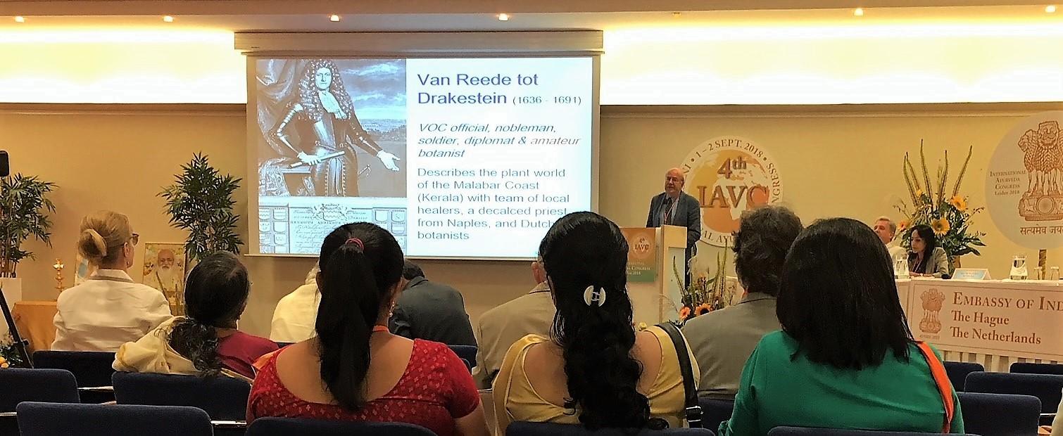 Ayurveda congres Leiden toespraak prof. Baas