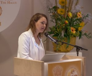Ayurveda Congress Amanda Mackintosh Dutch Health Care Task-Force