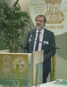Ayurveda Congress Mr. A. Peteria