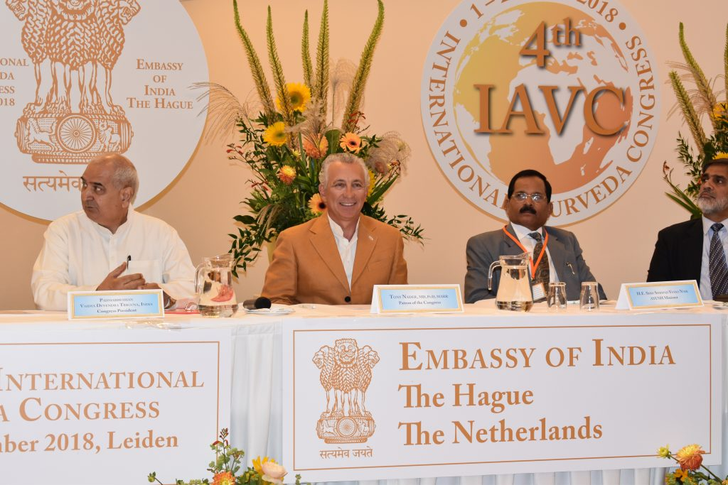 Ayurveda Congress first day