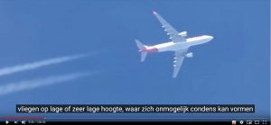 Chemtrails still van video